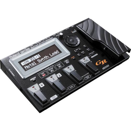 Roland GR-55 - Guitar Synthesizer (Black)