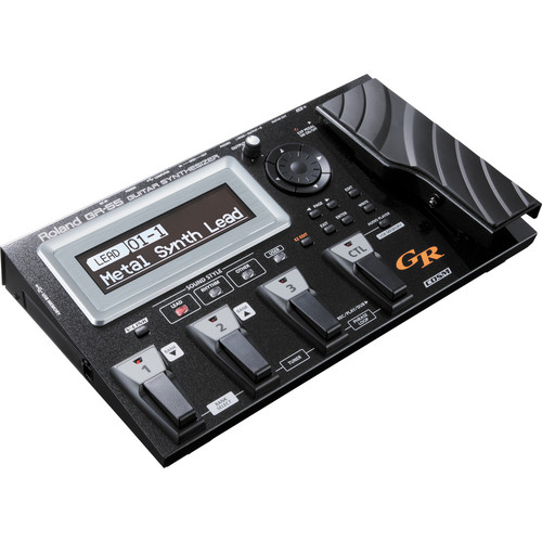 Roland GR-55 - Guitar Synthesizer (Black)