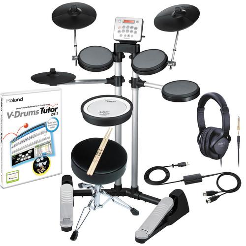 Roland HD-3 V-Drums Lite Max Pack