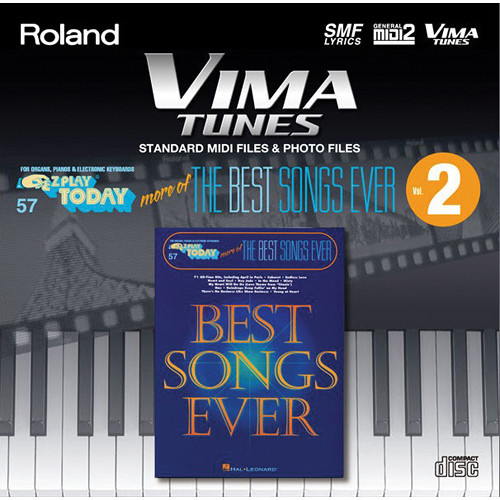 Roland Vima Tunes More of the Best Songs Ever, Vol. 2