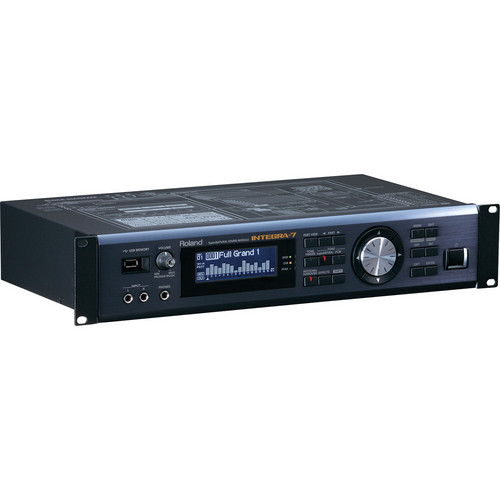 Roland INTEGRA-7: SuperNATURAL Sound Module