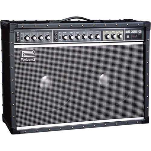 Roland JC-120 Jazz Chorus - Combo Guitar  Amplifier