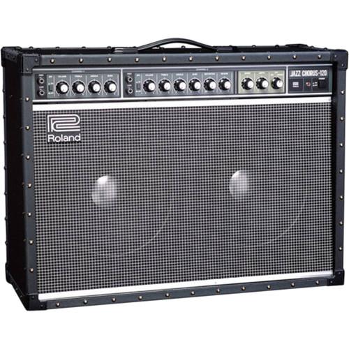 Roland JC-120 Jazz Chorus - Combo Guitar  Amplifier