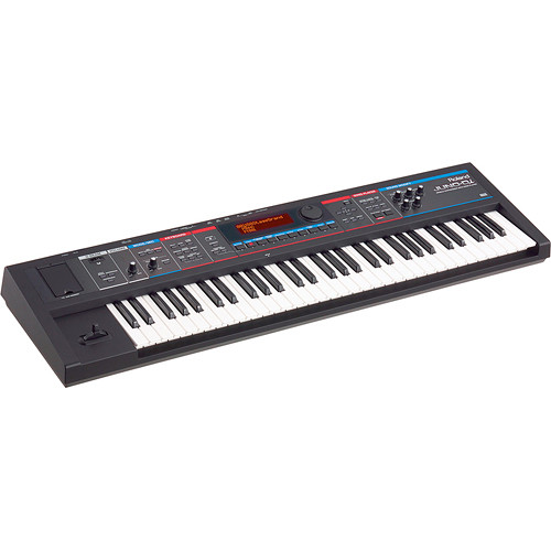 Roland JUNO-Di - 61-Key Mobile Synthesizer with Song Player