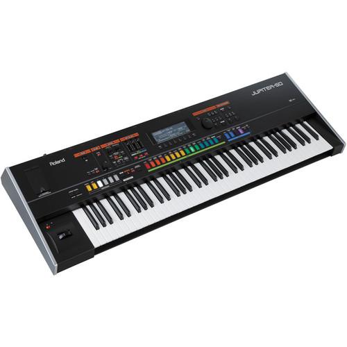 Roland Jupiter-50 Synthesizer