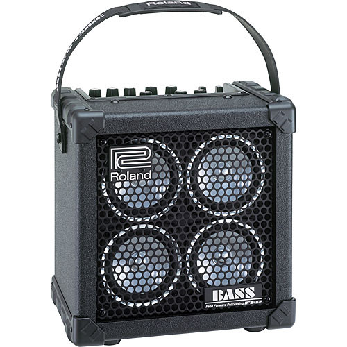 Roland MICRO CUBE BASS RX Portable Bass Amplifier