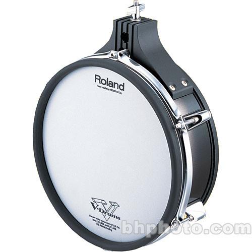 "Roland PD-105 - 10"" V-Pad Dual-Trigger V-Series Electronic Drum Pad - Black"
