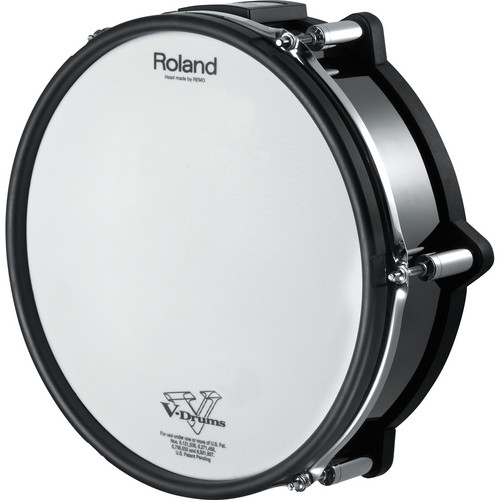 Roland PD-128S V-Pad Snare (Black Chrome)
