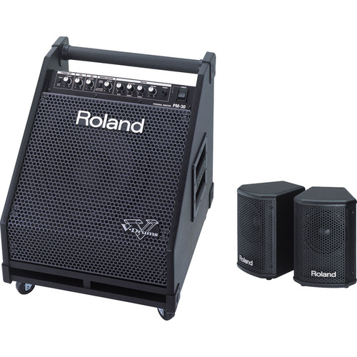 Roland PM-30 Drum Monitor Amplifier (200W)