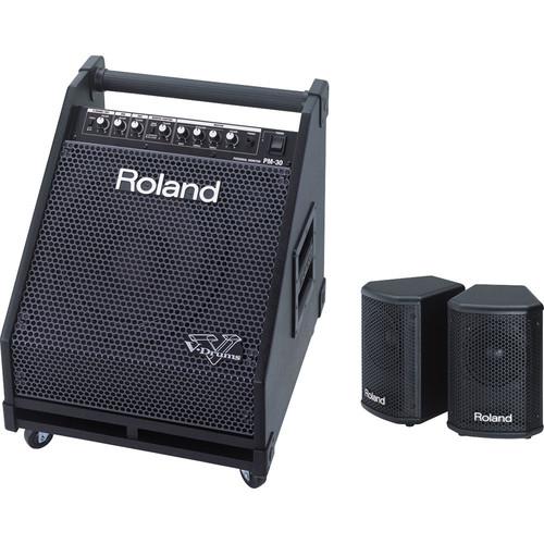 Roland PM-30 Drum Monitor Amplifier (200W)