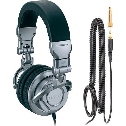 Roland RH-D30 Stereo Circumaural Monitor Headphones