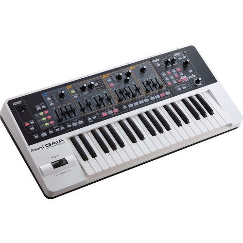 Roland GAIA SH-01 Virtual Analog Synthesizer