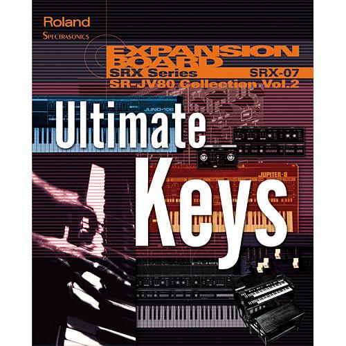 Roland SRX-07 - Ultimate Keys Expansion Board