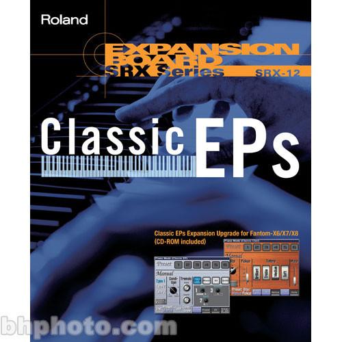Roland SRX-12 - Classic EPs SRX Expansion Board