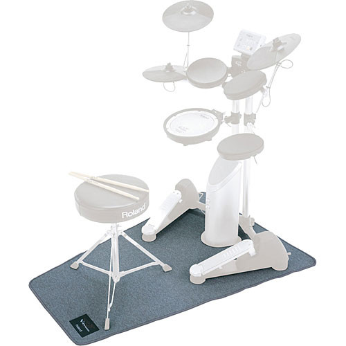 Roland TDM-1 Secure-Performance Drum Mat for HD-1