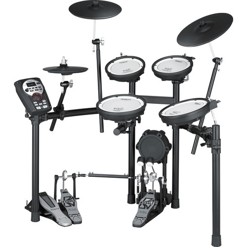 Roland TD-11KV V-Compact Series Electronic Drum Set with MDS-4V Stand