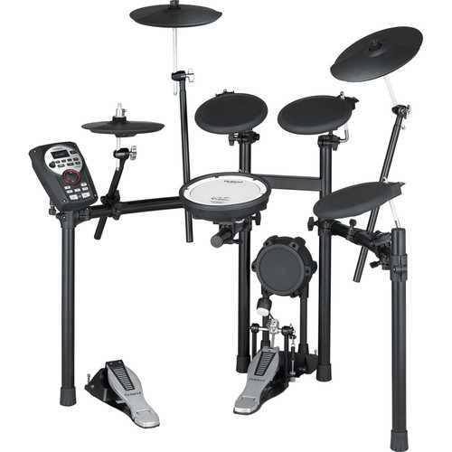 Roland TD-11K V-Compact Series Electronic Drum Set with MDS-4V Stand