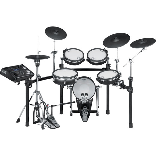 Roland TD-30K V-Pro Electronic Drum Set with MDS-50K30 Stand
