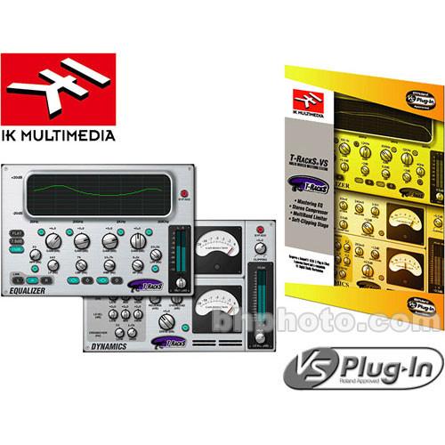 Roland T-RackS VS Mastering Plug-Ins for the Roland VS Studio