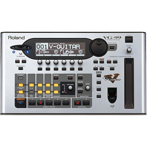 Roland VG-99 - V-Guitar Modeling and Performance System