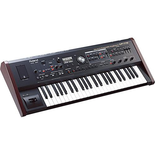 Roland VP-770  Vocal & Ensemble Keyboard with 49 Keys