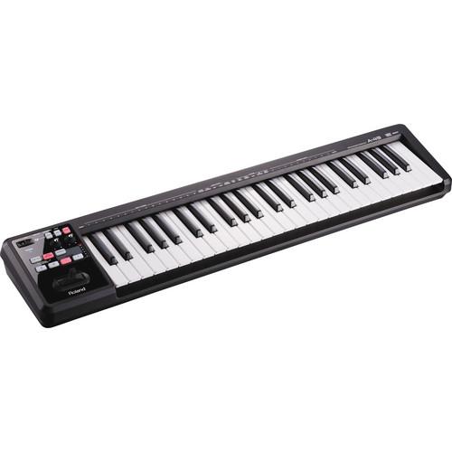 Roland A-49 - MIDI Keyboard Controller (Black)