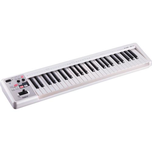 Roland A-49 - MIDI Keyboard Controller (White)