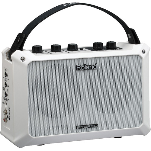 Roland MOBILE BA: Battery-Powered Stereo Amplifier