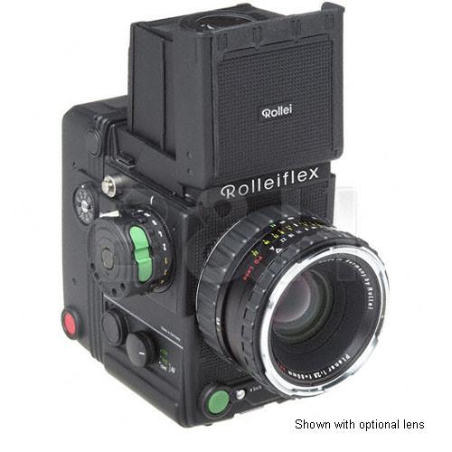 Rollei 6008AF Medium Format Auto Focus SLR Camera Kit