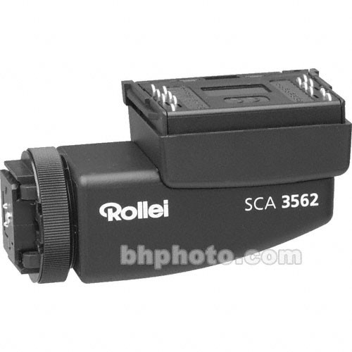 Rollei SCA 3560 Dedicated Flash Adapter for 6008AF Camera
