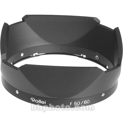 Rollei Bay VI Lens Hood for 50mm and 60mm Distagon Lenses