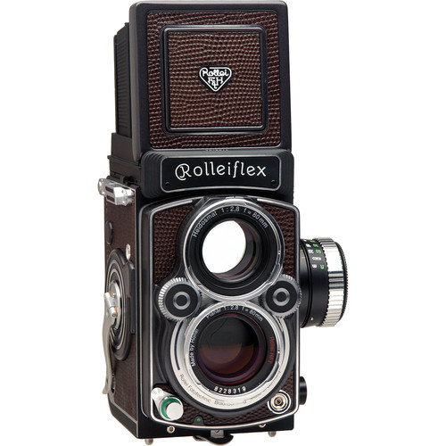 Rolleiflex 2.8 FX Medium Format Twin Lens Reflex Camera