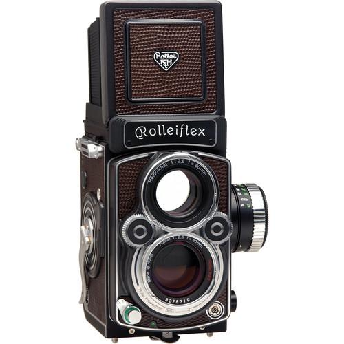 Rollei Rolleiflex 2.8 FX Medium Format Twin Lens Reflex Camera