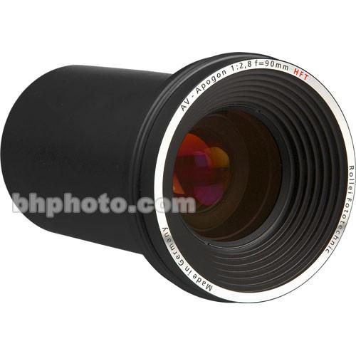 Rollei 90mm f/2.8 AV-Apogon Lens