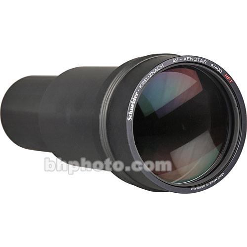 Rollei 400mm f/4 AV-Xenotar HFT Lens