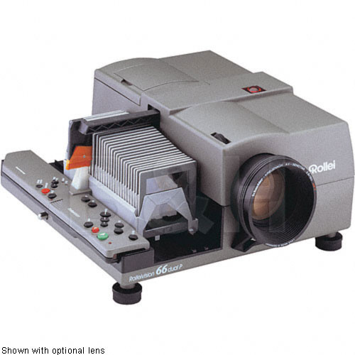 Rollei 66 Dual P Projector - without Lens