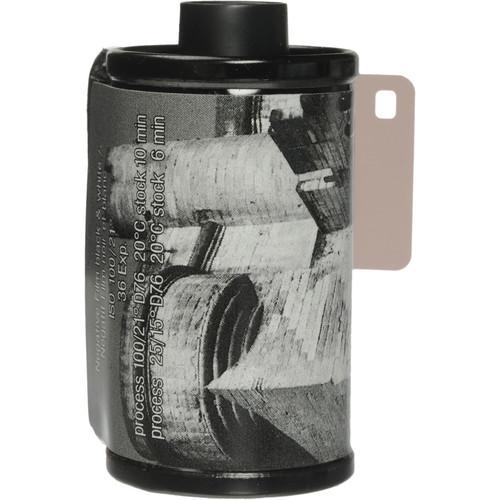 Rollei Blackbird 100 Black and White Negative Film (35mm Roll Film, 36 Exposure)