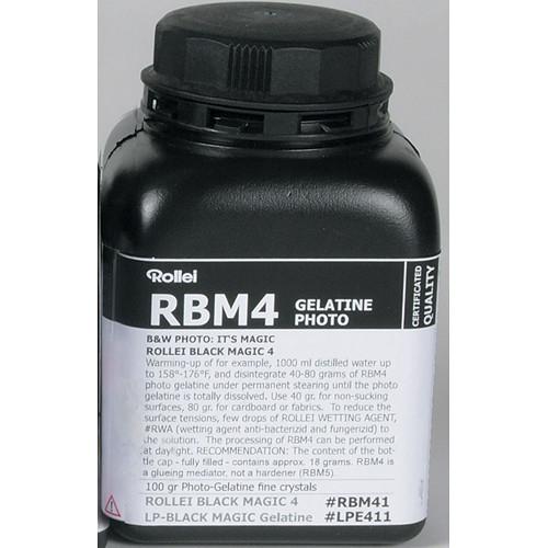 Rollei Black Magic Photo Gelatin Additive (100 gram)