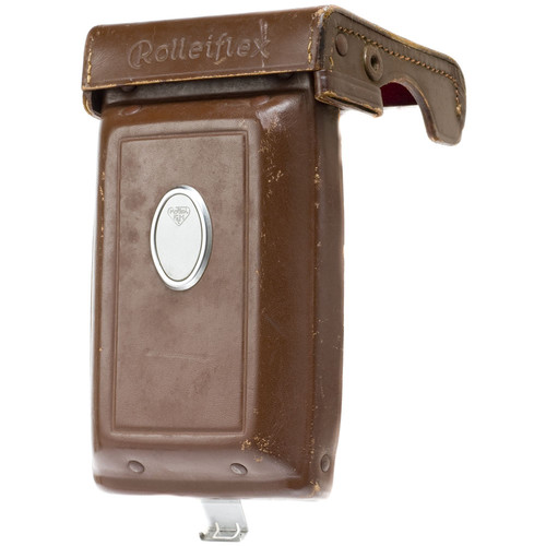 Rollei Case Front for T Model TLR Camera (Brown)