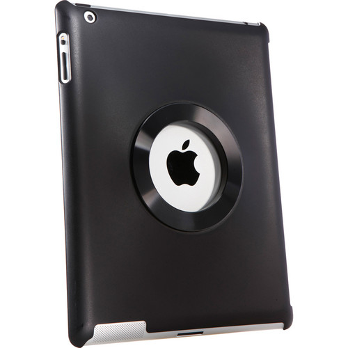 Rolling Ave iCircle-Multi Directional Stand and Grip for the iPad 2, new iPad and iPad 4 with Retina Display (Black)