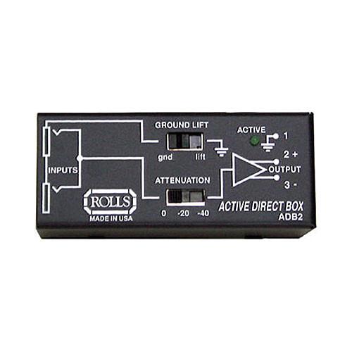 Rolls ADB2 Active Direct Box