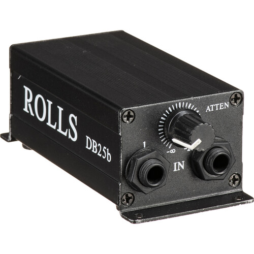 Rolls DB25b - Passive Direct Box