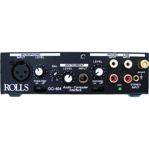Rolls GCi404 Audio Computer Interface