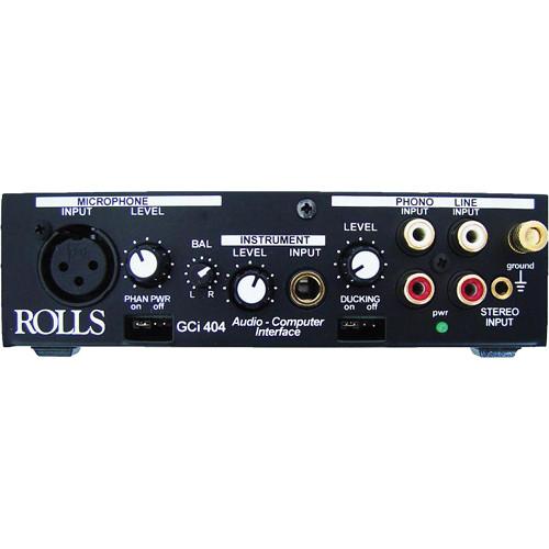 Rolls GCi404 Audio Computer Interface