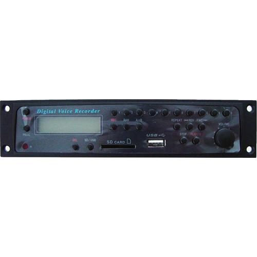 Rolls HR73 - Rack Mount MP3 Recorder/Player