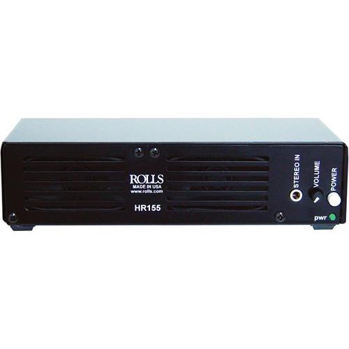 Rolls HR155 Rackmount Monitor Speaker