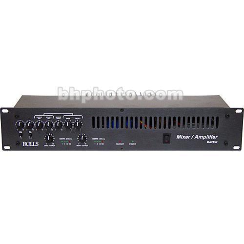 Rolls MA2152 5-Input Mixer/Amplifier