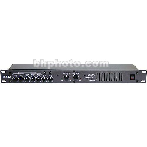 Rolls MA2355 5-Input Mixer/Amplifier