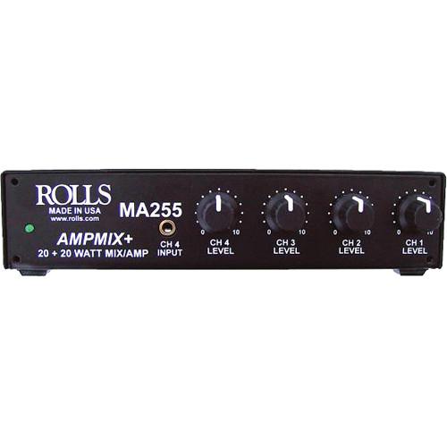 Rolls MA255 Compact Class D Stereo Amplifier