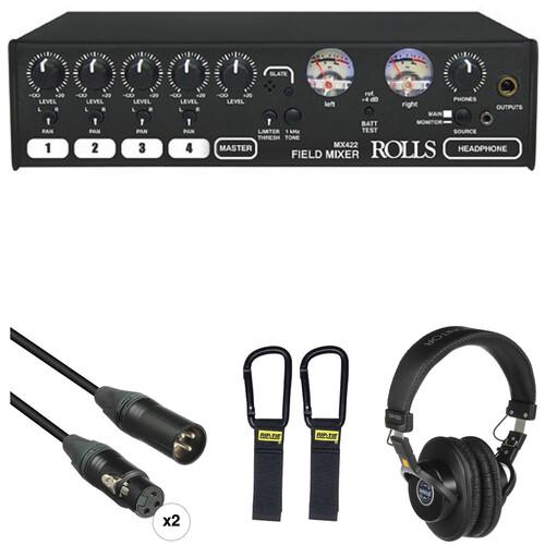 Rolls MX422 Basic Field Mixer Kit